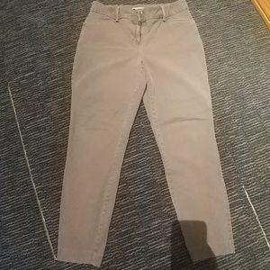 Grey Maurices Slim/Straight Leg Pants
